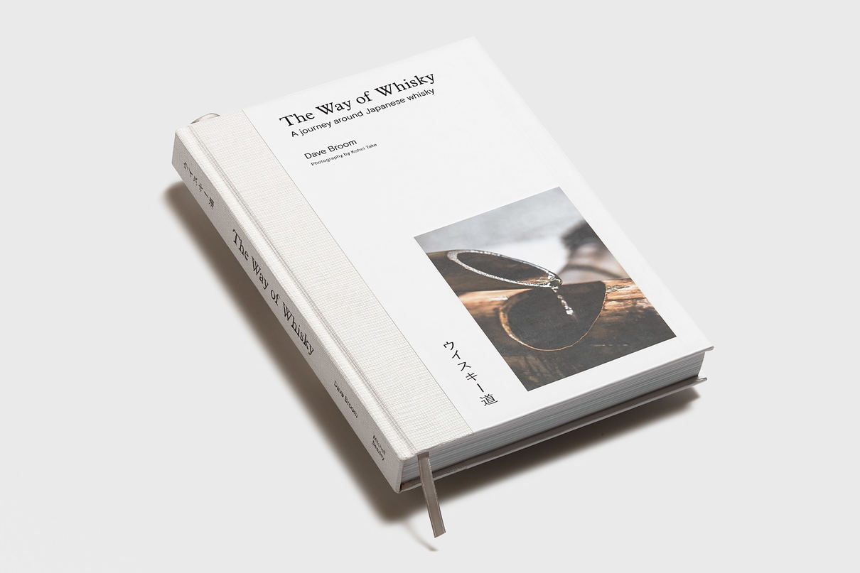 The Way of Whisky cover, design by Praline